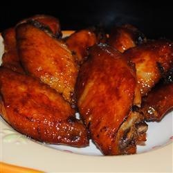 Ailes de poulet Teriyaki