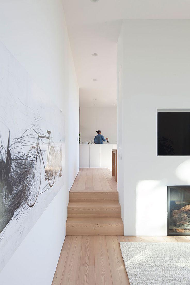 Interieur inspiratie uit Canada. Voor meer interieur kijk eens op http://www.wonenonline.nl/interieur-inrichten/