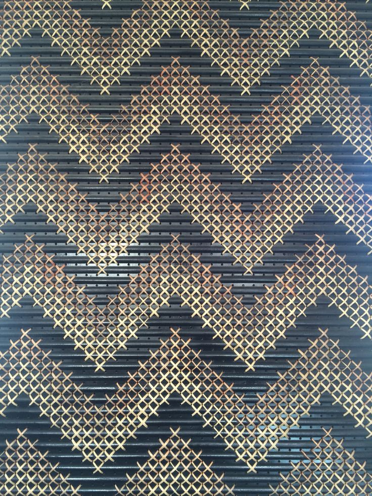 Panels from the school Marae