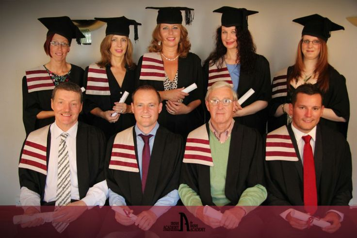 Academy graduates.