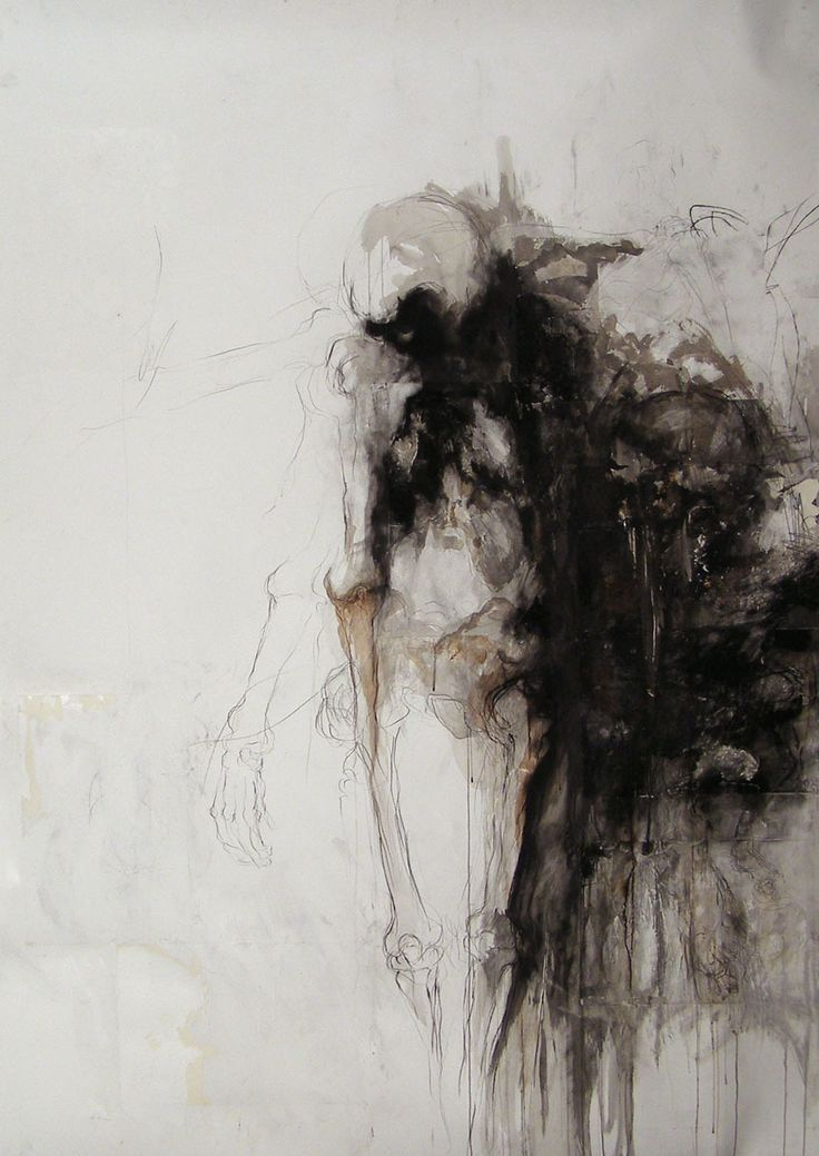 best 25  abstract charcoal art ideas on pinterest