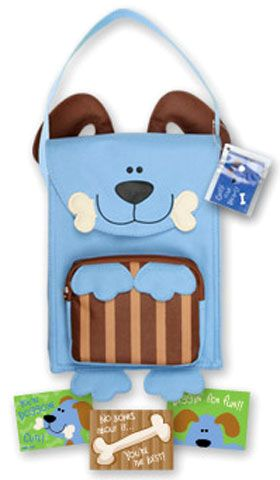 Stephen Joseph Bone Dog Snack Sac http://www.beetlebugs.net/shop/product_info.php?products_id=1329