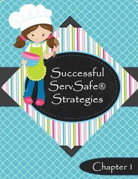 great strategies to teach ServSafe - my students LOVED these ideas