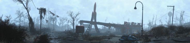 Forza Motorsport 6 получит две машины из вселенной Fallout 4 [+ скриншоты Fallout 4]