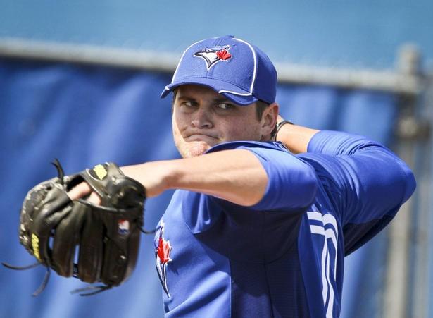 Toronto Blue Jays: Chad Jenkins may have been born for bullpen #baseball #MLB