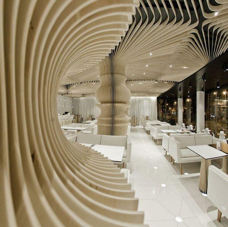Graffiti Cafe / Studio Mode    Architects: Studio Mode  Location: Varna, Bulgaria  Completed: 2011