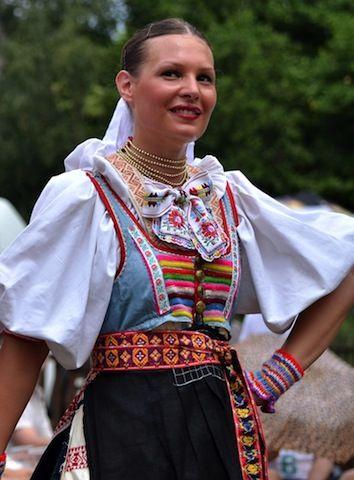 Važec village, Liptov region, Central Slovakia.