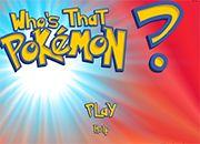 Quien es ese Pokemon online 2