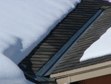 Under Shingle Roof Ice Melt to Prevent Ice Dams from Heatizon