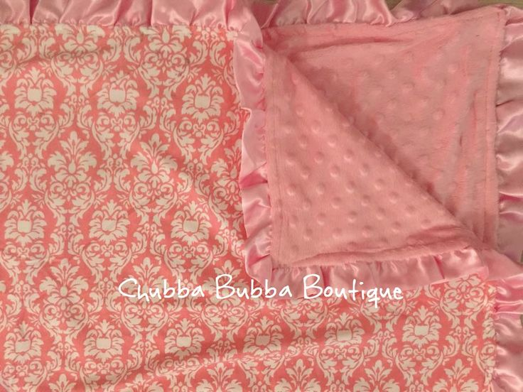 Our Stunning Minky Blanets are 77cm x 77cm Perfect for Pram, Basinett or out and about. So soft & Warm We offer Free Name Embroidery on all blankets. Please Leave a note on order with the Name & Colour of Thread or email info@chubbabubbaboutique.com with order number and details for embroidery  **NOTE** The blankets are …