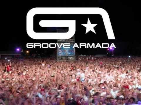 Groove Armada & Fatboy Slim - I See You Baby - Album Version
