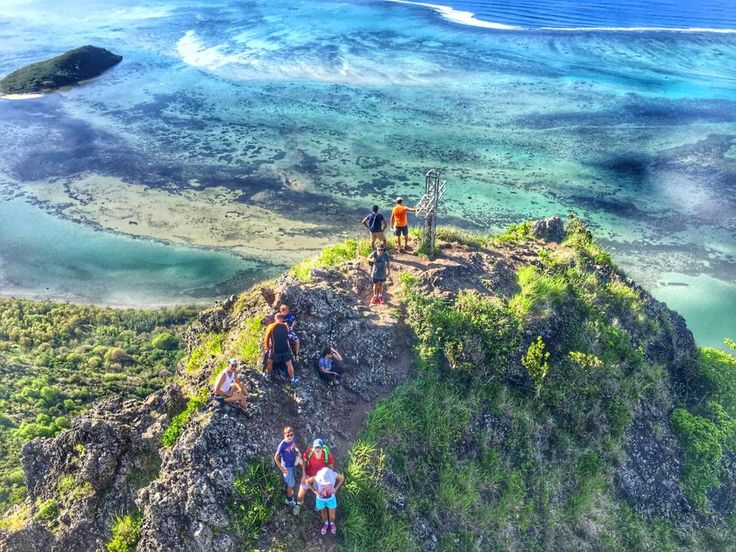 Hiking and trekking in Mauritiu s