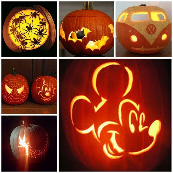 Fantastic Pumpkin Carving for your Halloween celebration !  Tutorial--> http://wonderfuldiy.com/wonderful-diy-amazing-pumpkin-carving/