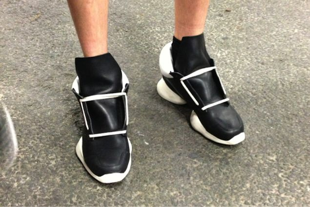 rick owens spring 14 sneakers - Google Search