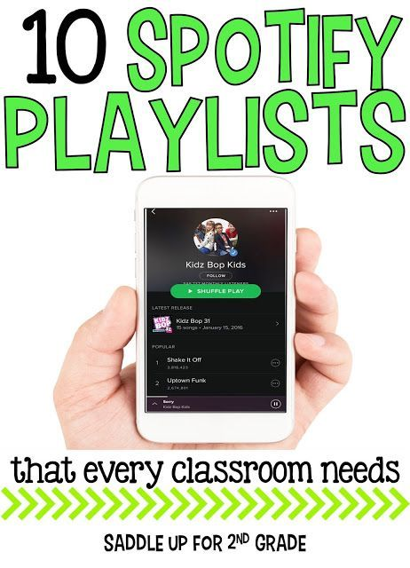 Elementary Classroom Playlist ~ Best teaching in the classroom images on pinterest