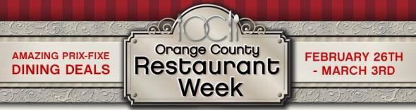OC Restaurant Week   Restaurant week  Dinner deals and Restaurants. Orange County Dining Deals. Home Design Ideas