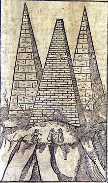 Pyramide de Khéops — Wikipédia