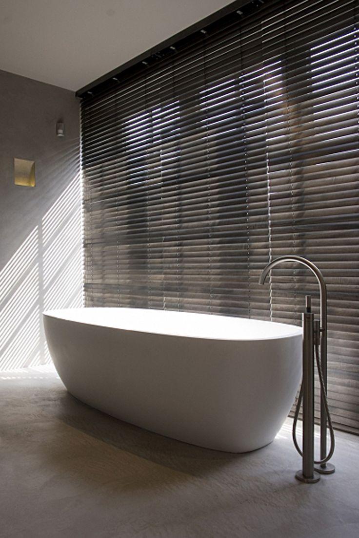 Bathroom In A Belgian Holiday Home By Glenn Reynaert