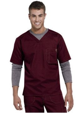 Greys Anatomy mens v-neck scrub top. - Scrubs and Beyond #scrubs #uniforms #nurse #men
