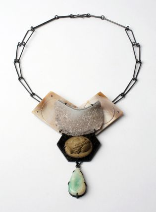 Zoe Arnold - Searching Glance necklace