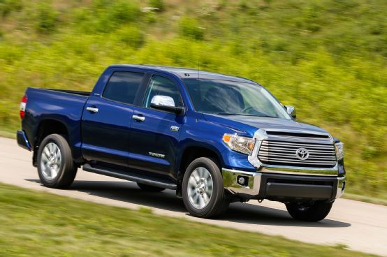 2014 Toyota Tundra is a Truck for the Family Guy (W/Videos)