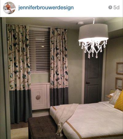 Beautiful bedroom - model suite.