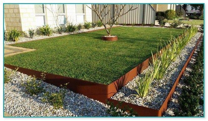 Corten Steel Landscape Edging