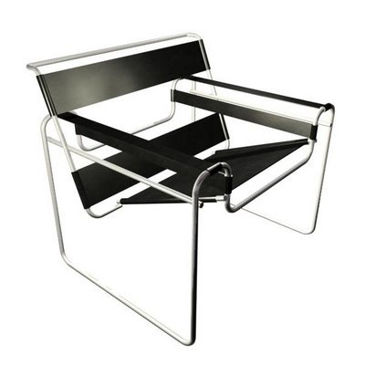 One of the most iconic chairs in history! Marcel Breuer's Wassily Chair designed in 1925
