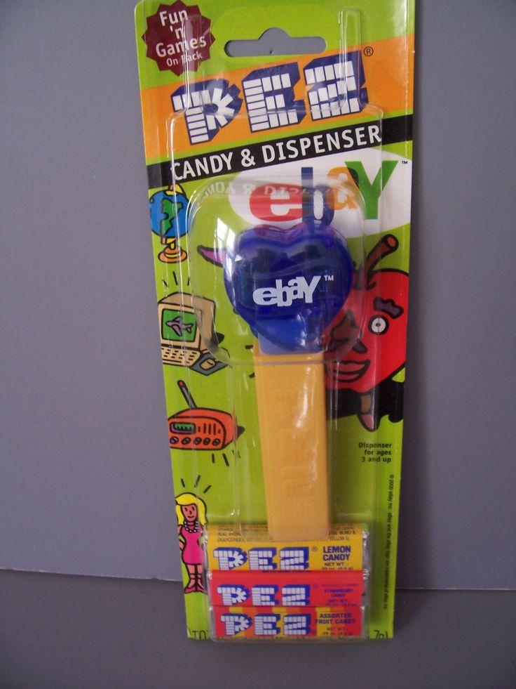 e-bay pez dispenser