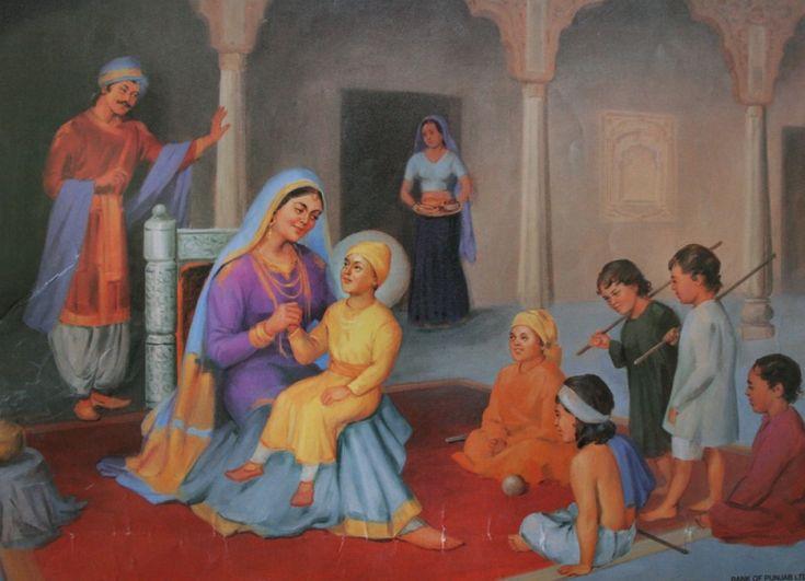 2014 Guru Hargobind Singh Birth Anniversary Facebook Greetings, WhatsApp HD Images, Wallpapers, Scraps For Orkut