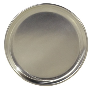 """8"""" Aluminum Coupe Pizza Tray: Dishes Diy, Birthday Parties, Clambake Plates, Parties Stuff, Inch Aluminum, Beautiful Dishes, Aluminum Coupe, Pizza Trays, Coupe Pizza"""