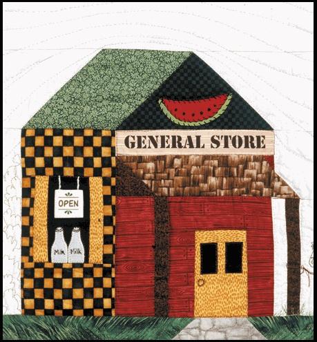General Store block.
