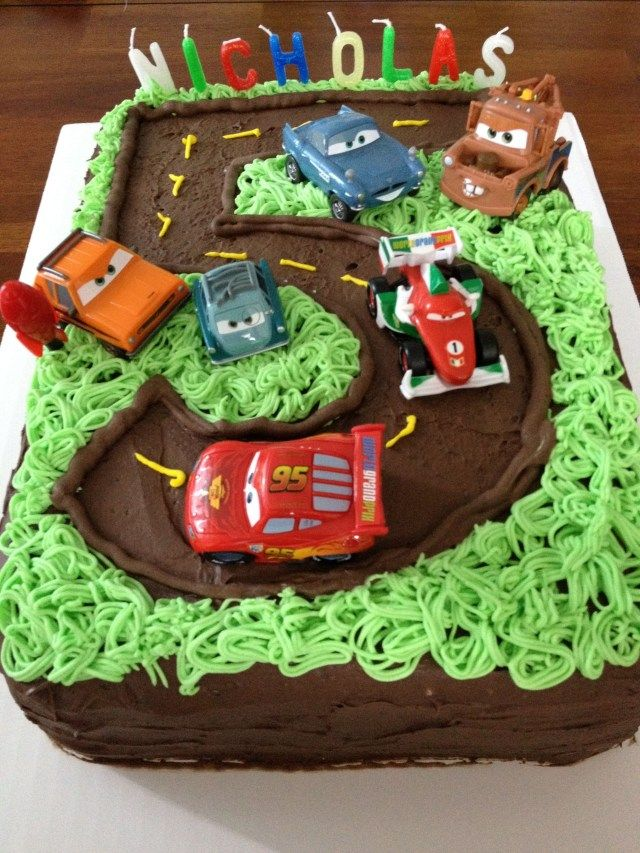 32+ Brilliant Picture of Birthday Cakes For Boys 5th