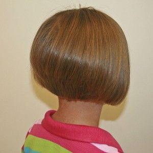 Bob Haircuts, Stacked Bob, Layered Bob, Inverted Bob For when she donates her hair.