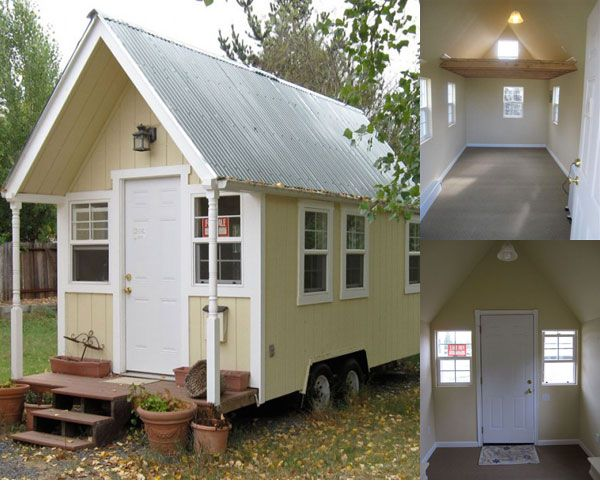 63 best Tiny house images on Pinterest Small houses