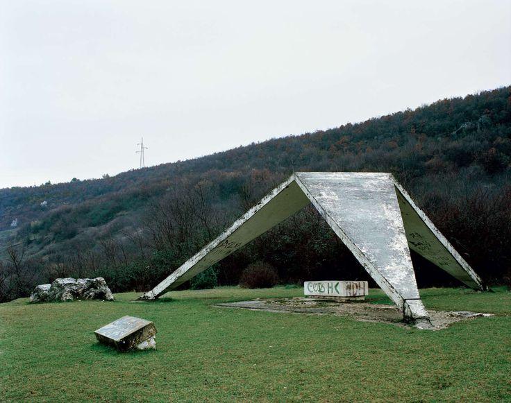25 monumentos sovieticos abandonados que parecen del futuro