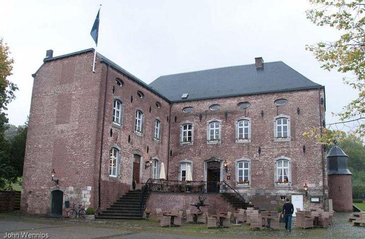 Kasteel Ehrenstein te Kerkrade / Limburg Nederland