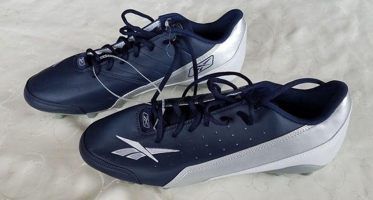 Reebok Football Cleats Shoes SIZE 12.5  (RB412 KTS 20-72884) NFL Mens NEW #Reebok
