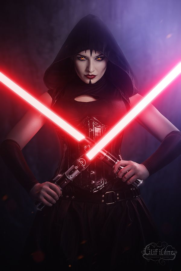 The Force is Strong with this one by la-esmeralda.deviantart.com on @DeviantArt