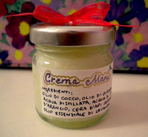 Crema per le mani eco-bio: l'idea regalo per un Natale sostenibile