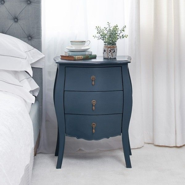 Best Murano Bedside Table Midnight Blue Blue Bedside Tables 400 x 300