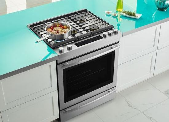 Slide-in ranges and professional gas ranges are much different in capacity, features, price and…