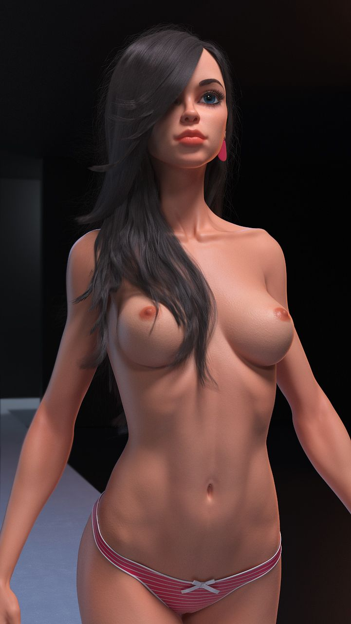 sexy 3d cartoon