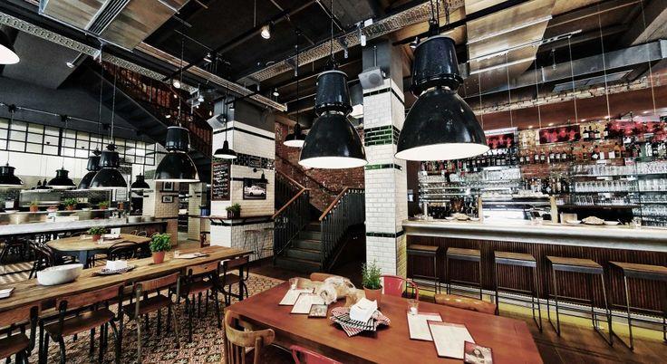 Kitchen & Bar I L'Osteria Dresden | Pizza E Pasta
