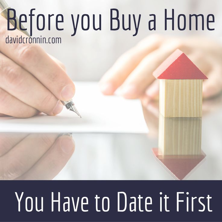 You shouldn't decide to purchase a home without first getting to know it. Here's how to date your home before you marry it! #realestate #buyingahome