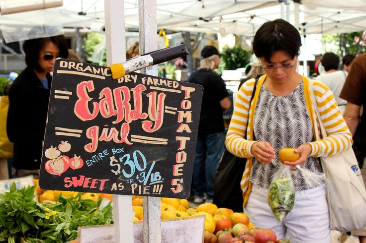 Mountain View's Farmers Market is the 3rd largest in the state. Be sure to check it out every Sunday from 9-1 PM at the Mountain View Caltrain Station, 600 West Evelyn Ave, Mountain View, CA 94041.