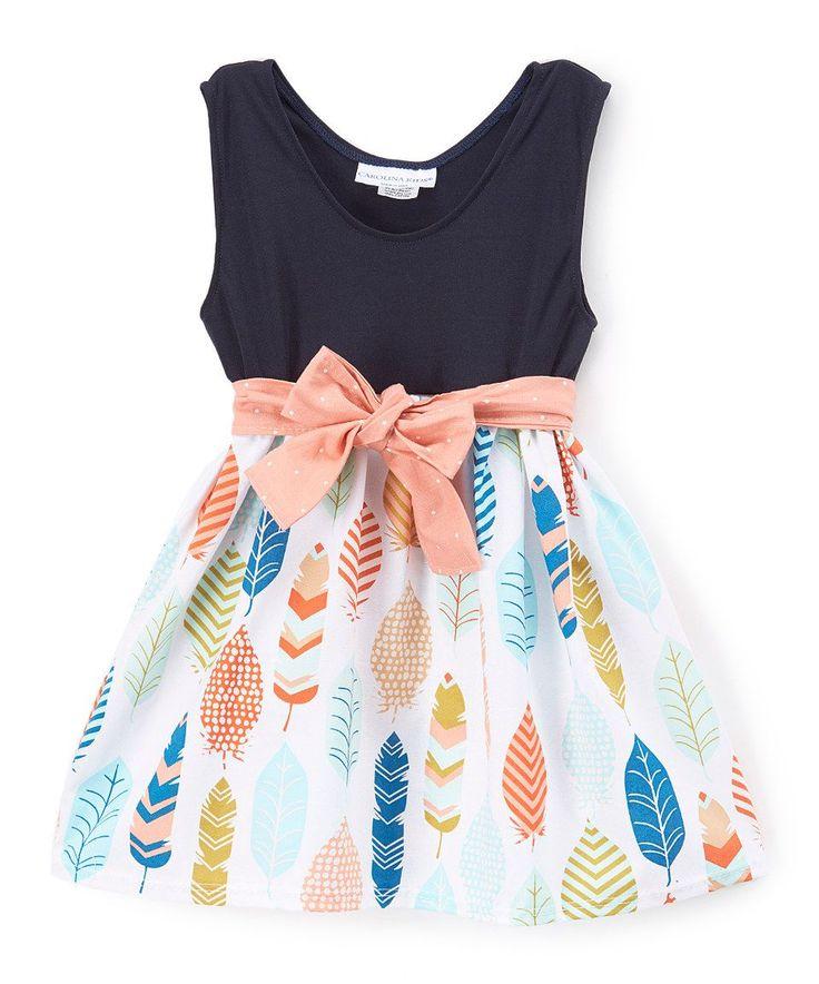 Baby Girl Stuff: Carolina Kids Black & Pink Boutique Fashion A-Line...