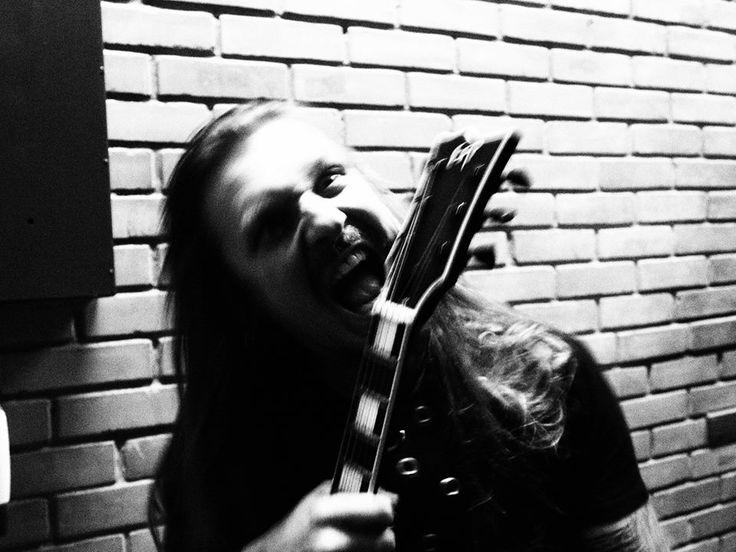 Esa en San Petersburgo. 19/09/2013.  Fotografía extraída del Facebook Oficial de #Amorphis: