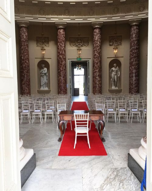 Wedding Ceremony Stately Home Event Caterers