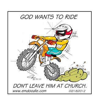 Free Christian Cartoons for Bulletins | Back